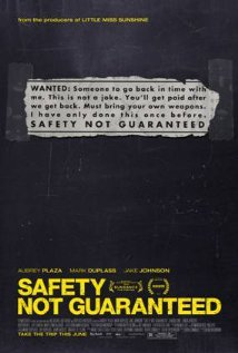 'Safety Not Guaranteed' on IMDb